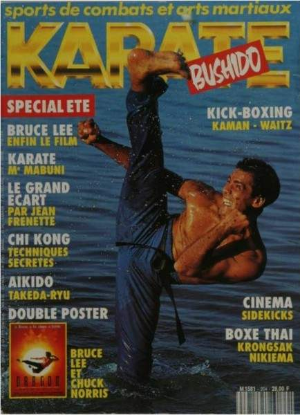 07/93 Karate Bushido (French)